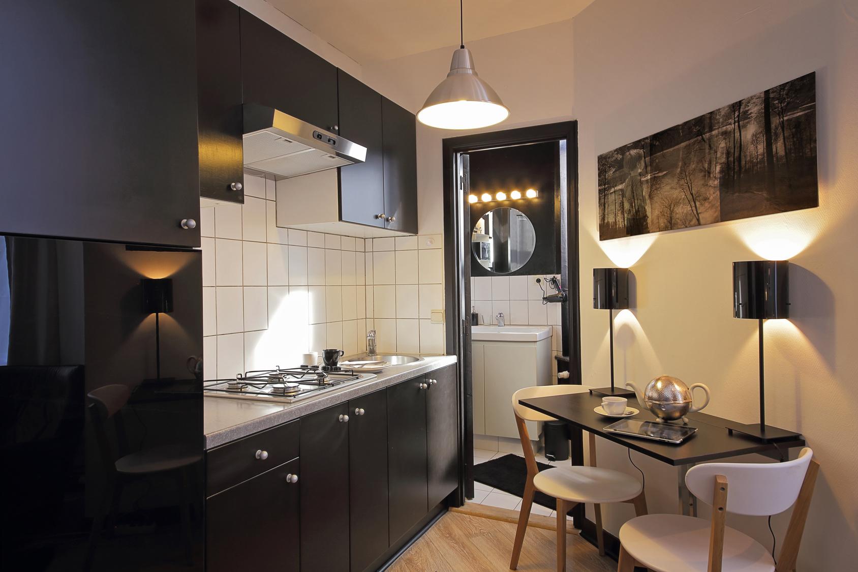 luxuriose kleine kuche, küchenliebhaber.de, Design ideen