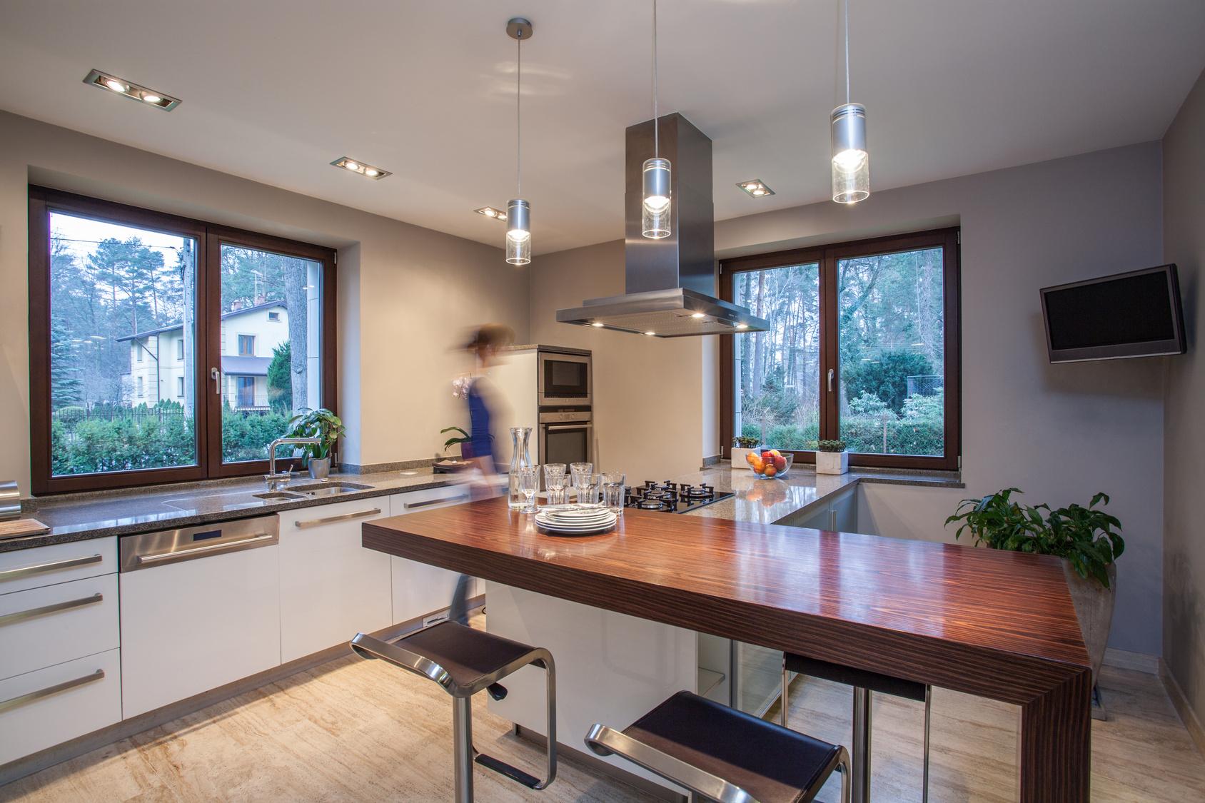 Moderne küchen g form  Küchenliebhaber.de