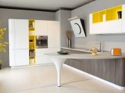 Moderne Luxus G-Form Küche