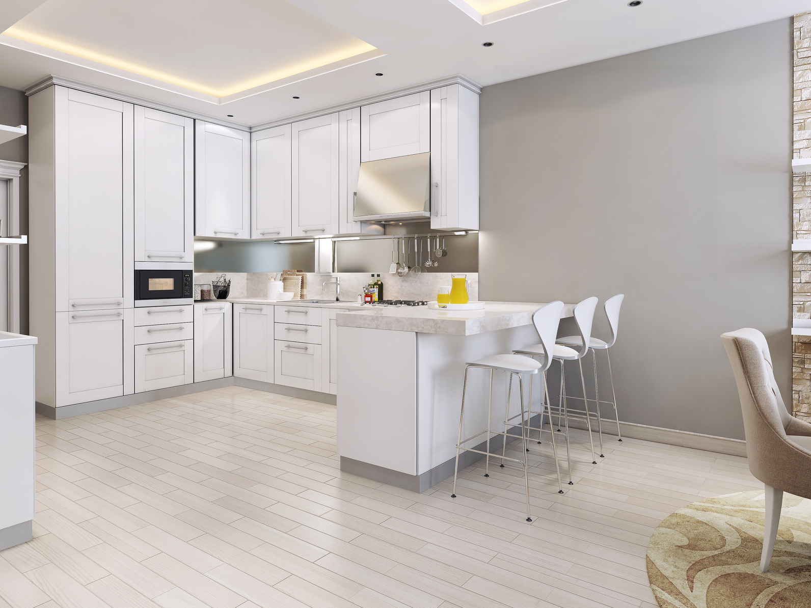 Küchen lack – sehremini