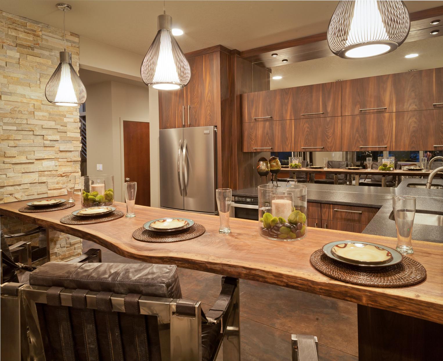 Atemberaubend Kücheninsel Rustikal Galerie - Küche Set Ideen ...