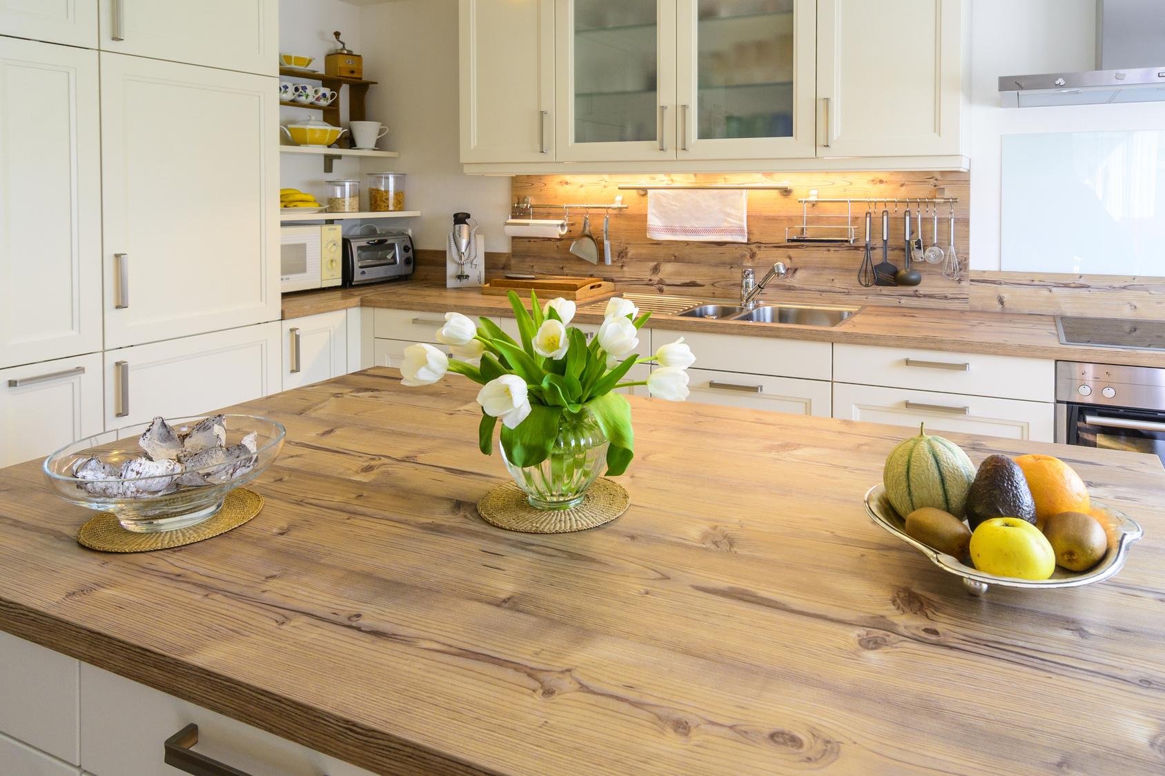 k cheninsel landhausstil modern. Black Bedroom Furniture Sets. Home Design Ideas