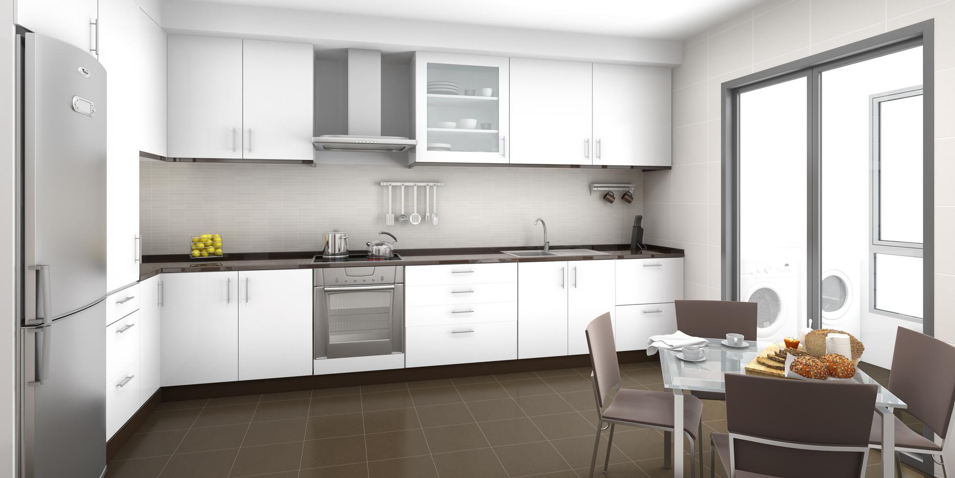 K for Diversi design per la casa