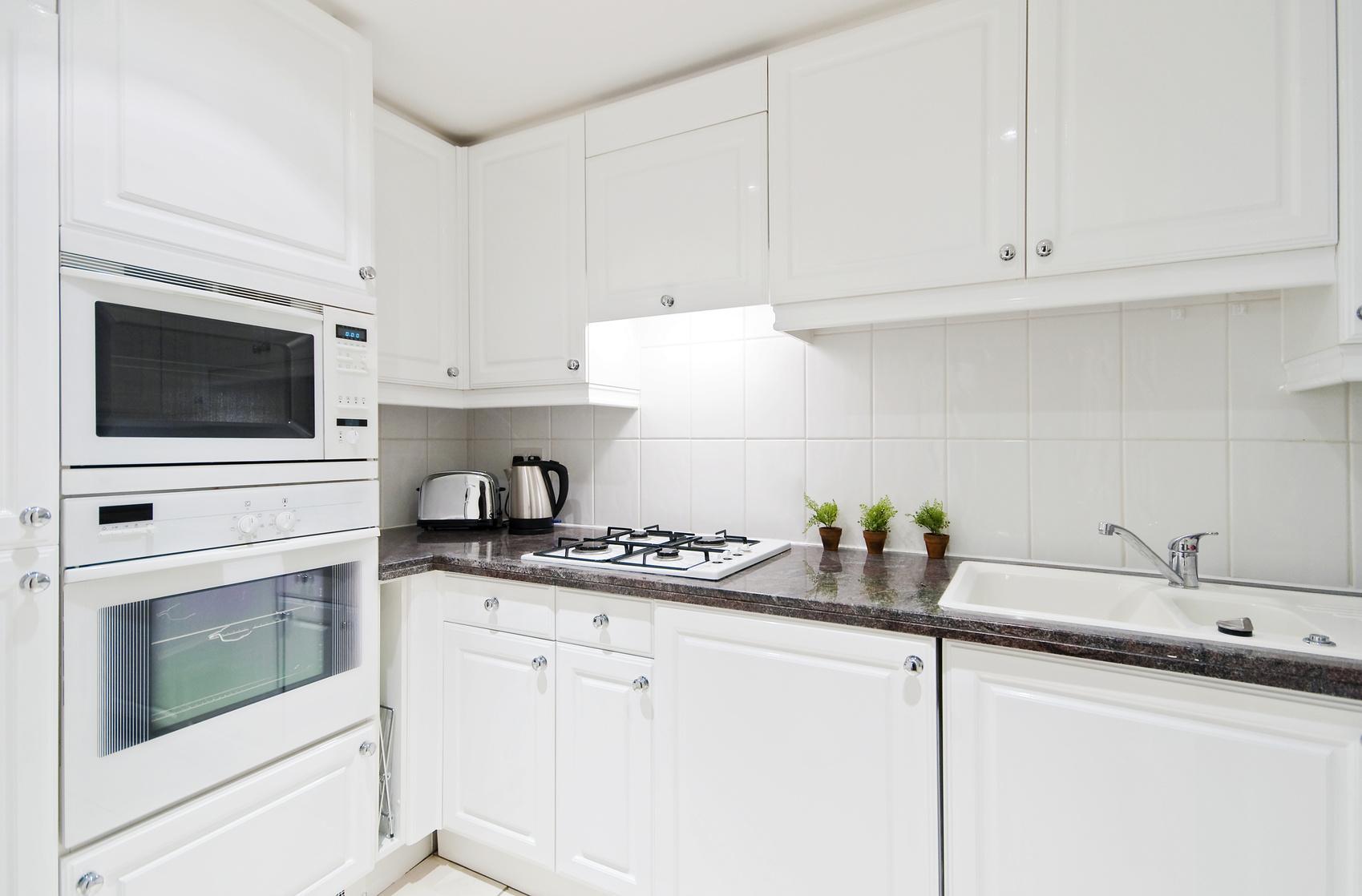 Fantastisch Klassische Weiße Küchen Galerie - Küchen Ideen Modern ...