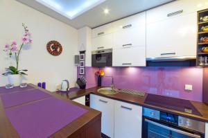 Designer G-Form Küche
