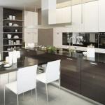 Modene Designer-Küche