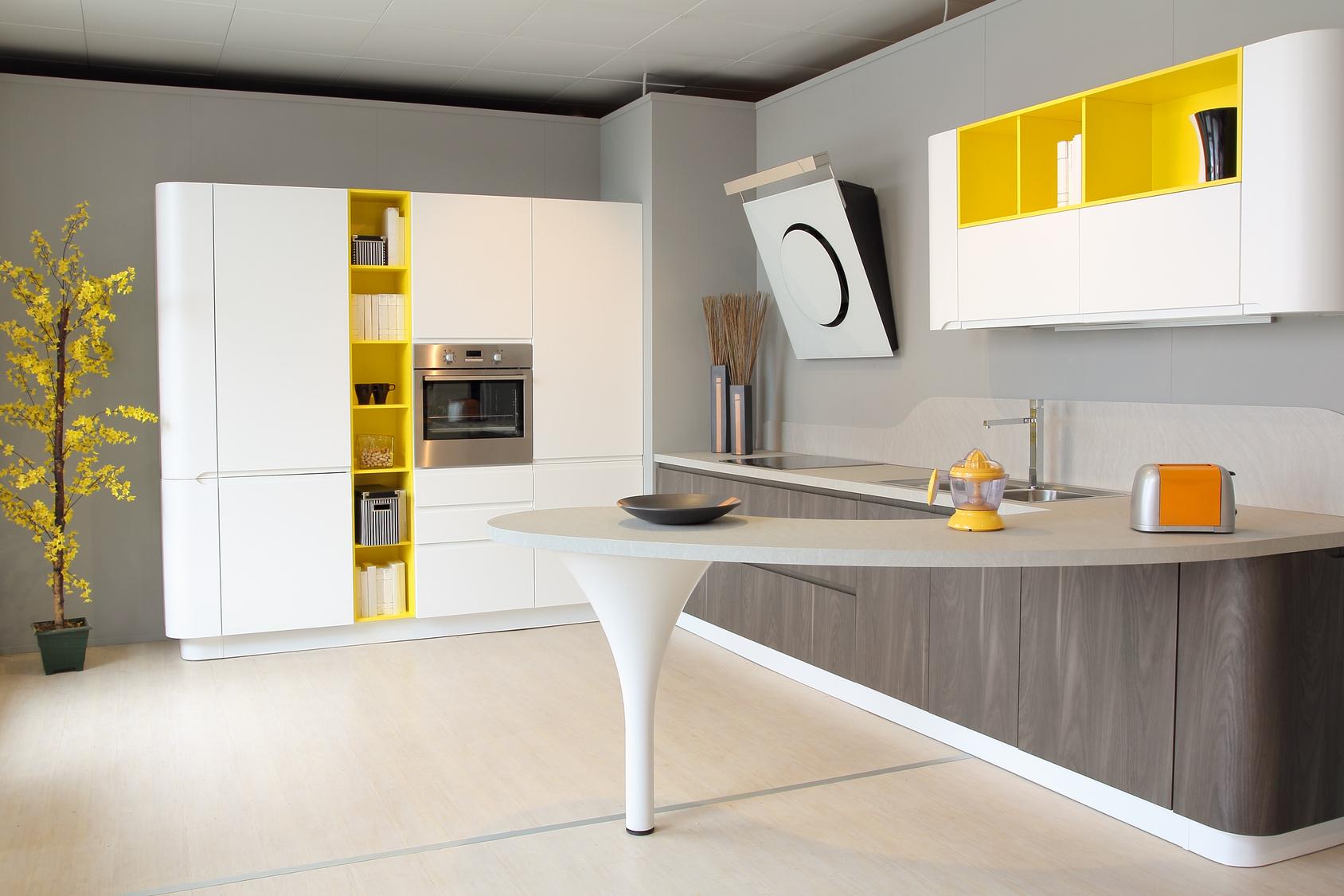 Verführerisch Bilder Küche Modern Ideen Von Inspirierende Beispielbilder Für Eine G-form Küche
