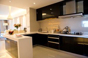 Küchen modern u-form  Die G-form Küche eine klassische Küchengrundform