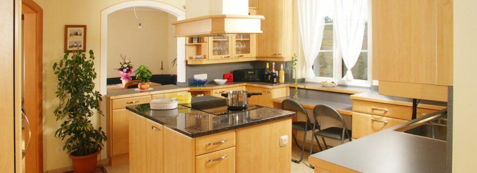 Die Kücheninsel
