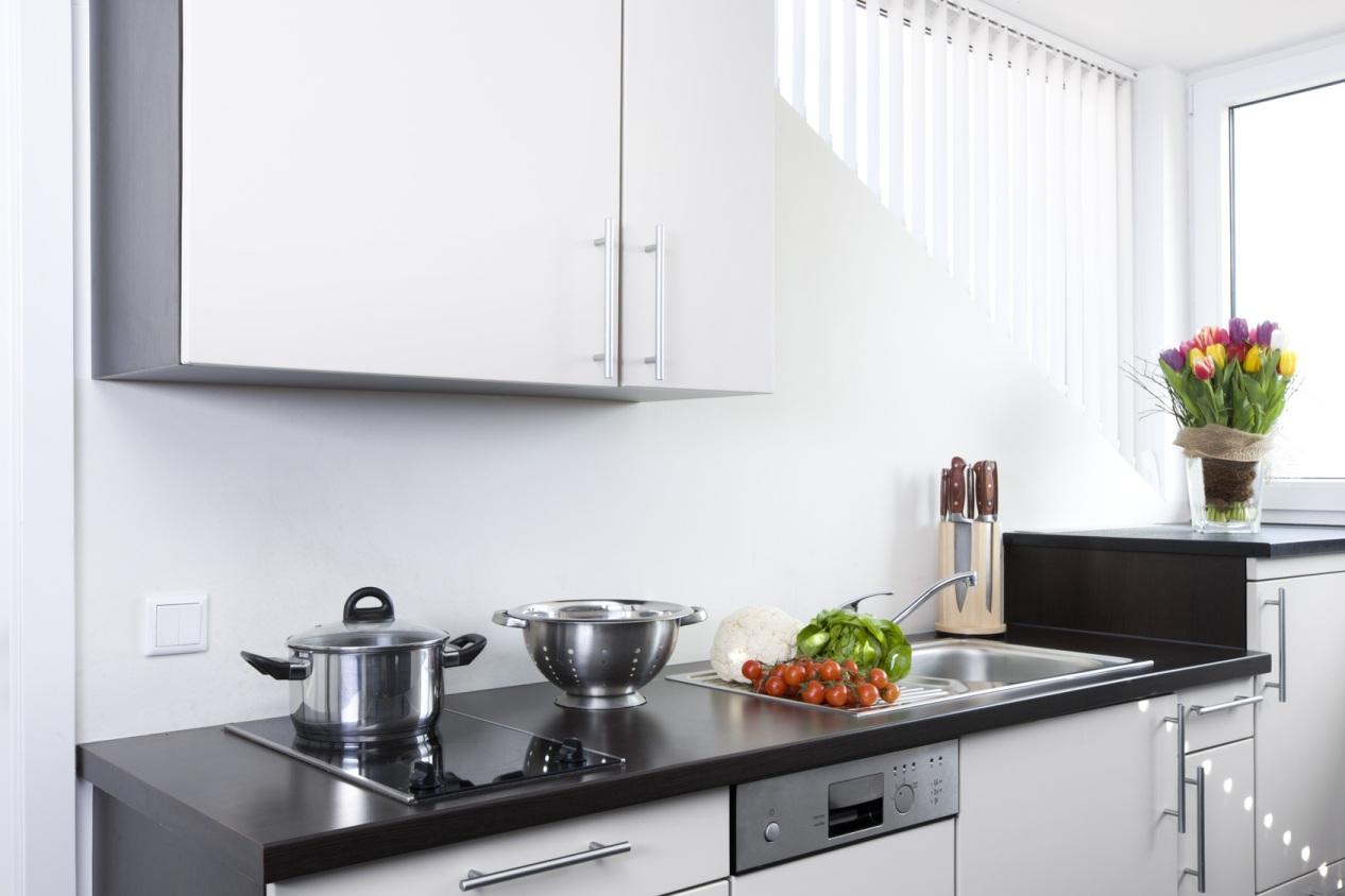 Die Singleküche – moderne Einbauküche für wenig Geld!
