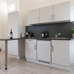 Die Singleküche / Miniküche