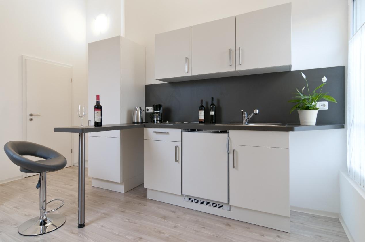 Singleküche miniküche  Klein aber oho – die Singleküche