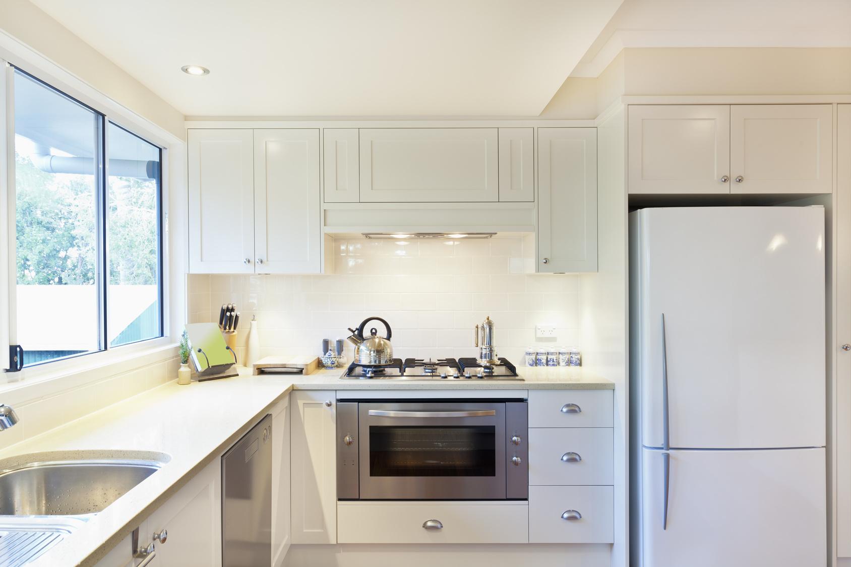 Die Winkel-Küche – eine Küchengrundform für jede Küche