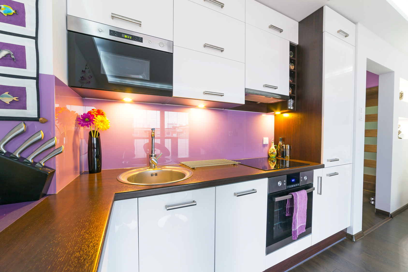 Was sind die Unterschiede von Küchenform und Küchenstil?