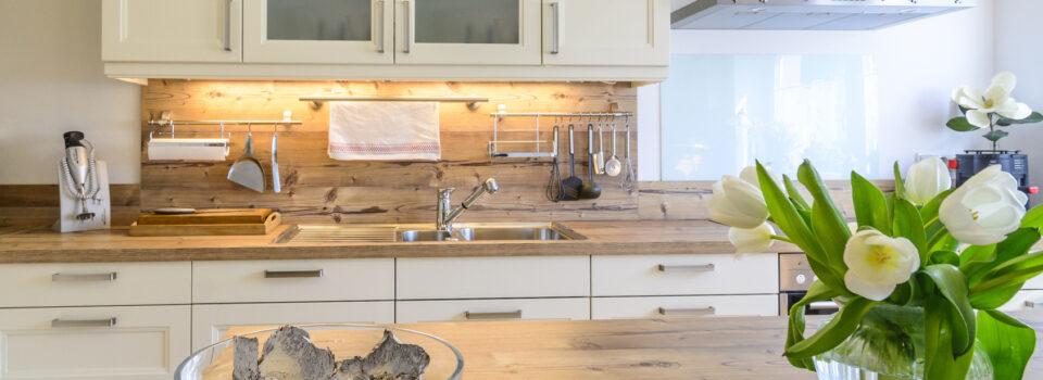 Die Holzküche