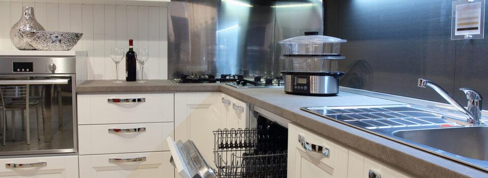 Die  G-form Küche