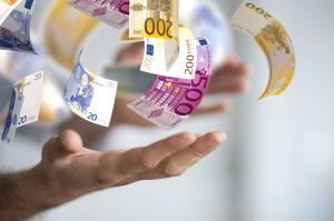 Bezahlung und Finanzierung