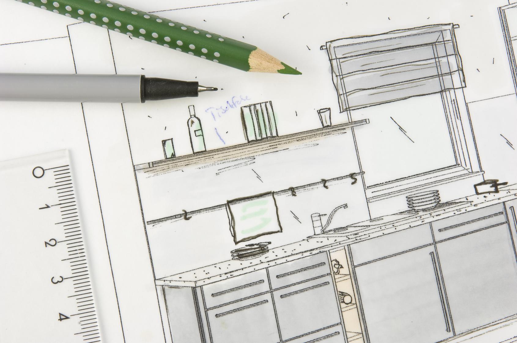 das fenster in die k chenplanung richtig einbeziehen. Black Bedroom Furniture Sets. Home Design Ideas