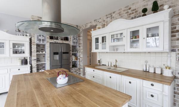 Beliebtes Interieur Kuchen Im Landhausstil Fotos