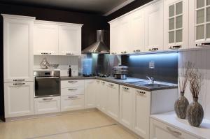 moderner Landhausstil Weiß