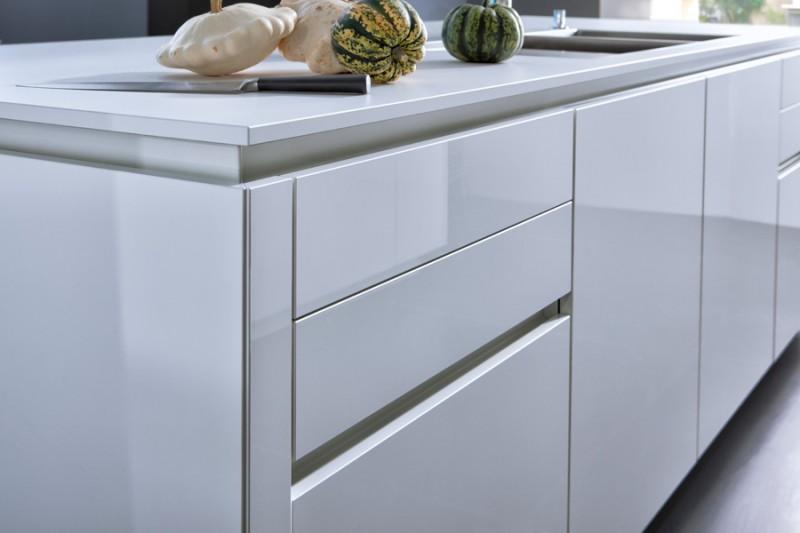 Nolte Küchen Grifflos Weiß | wotzc.com