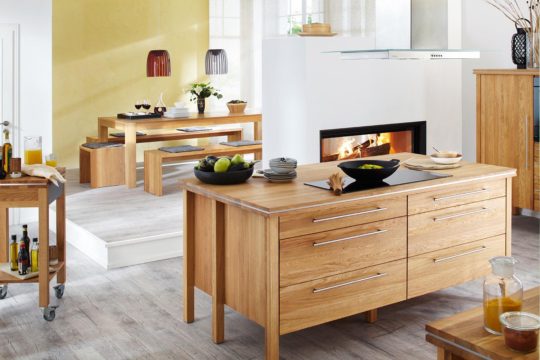 k che massiv holz kleine schmale k che einrichten beleuchtung f r baur kosten arbeitsplatte. Black Bedroom Furniture Sets. Home Design Ideas