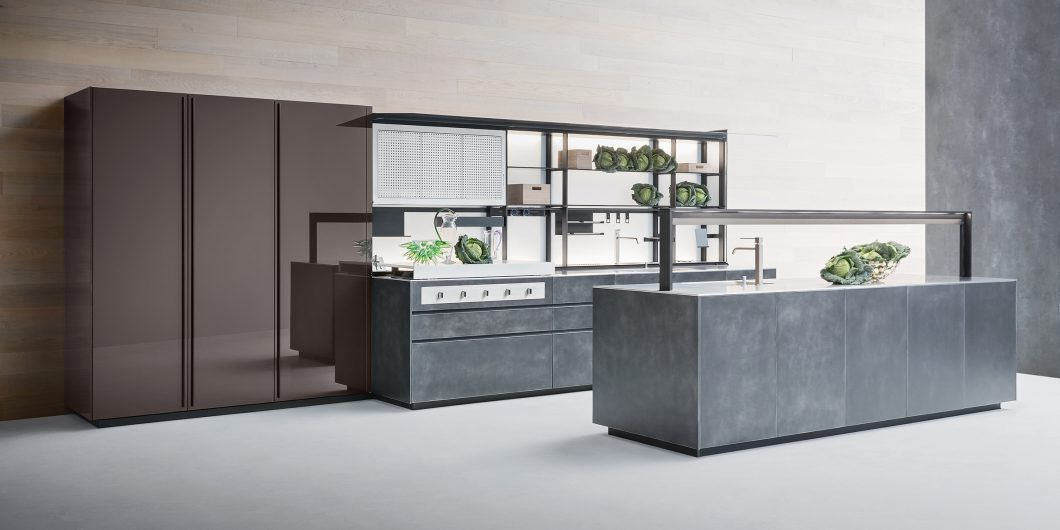 valcucine k chen 2018 test preise qualit t musterk chen. Black Bedroom Furniture Sets. Home Design Ideas