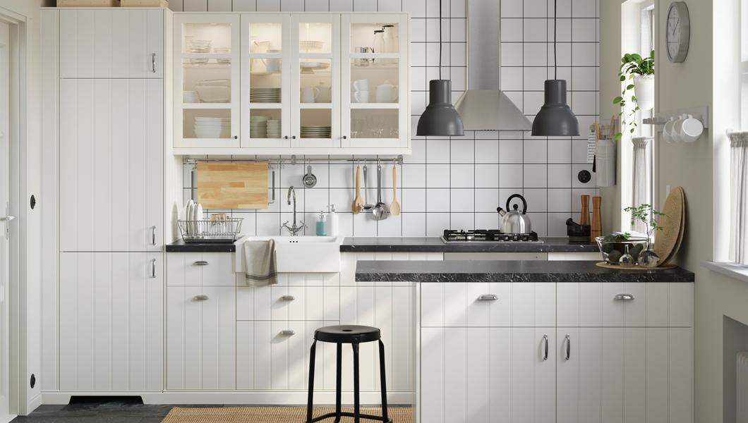 Küchenzeile ikea  IKEA Küchen 2018 | Test, Preise, Qualität, Musterküchen ...