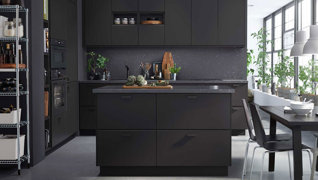 ikea k chen 2018 test preise qualit t musterk chen k. Black Bedroom Furniture Sets. Home Design Ideas