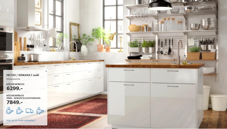 IKEA Küchen 16  Test, Preise, Qualität, Musterküchen