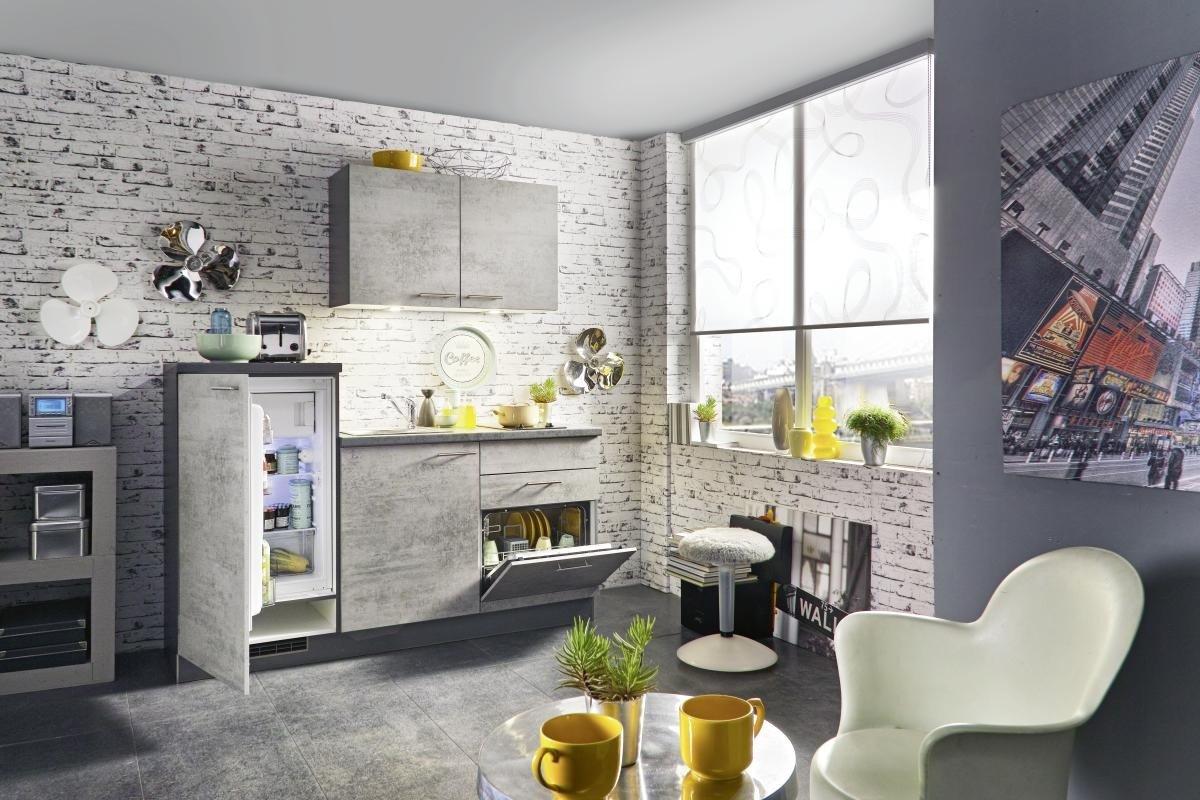 Miniküche Mit Kühlschrank Poco : Poco küchen test preise qualität musterküchen