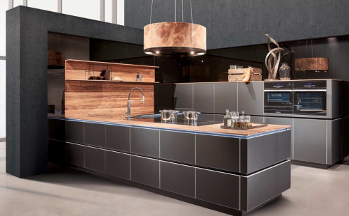 Die richtige Höhe der Küchenzeile ganz einfach finden!