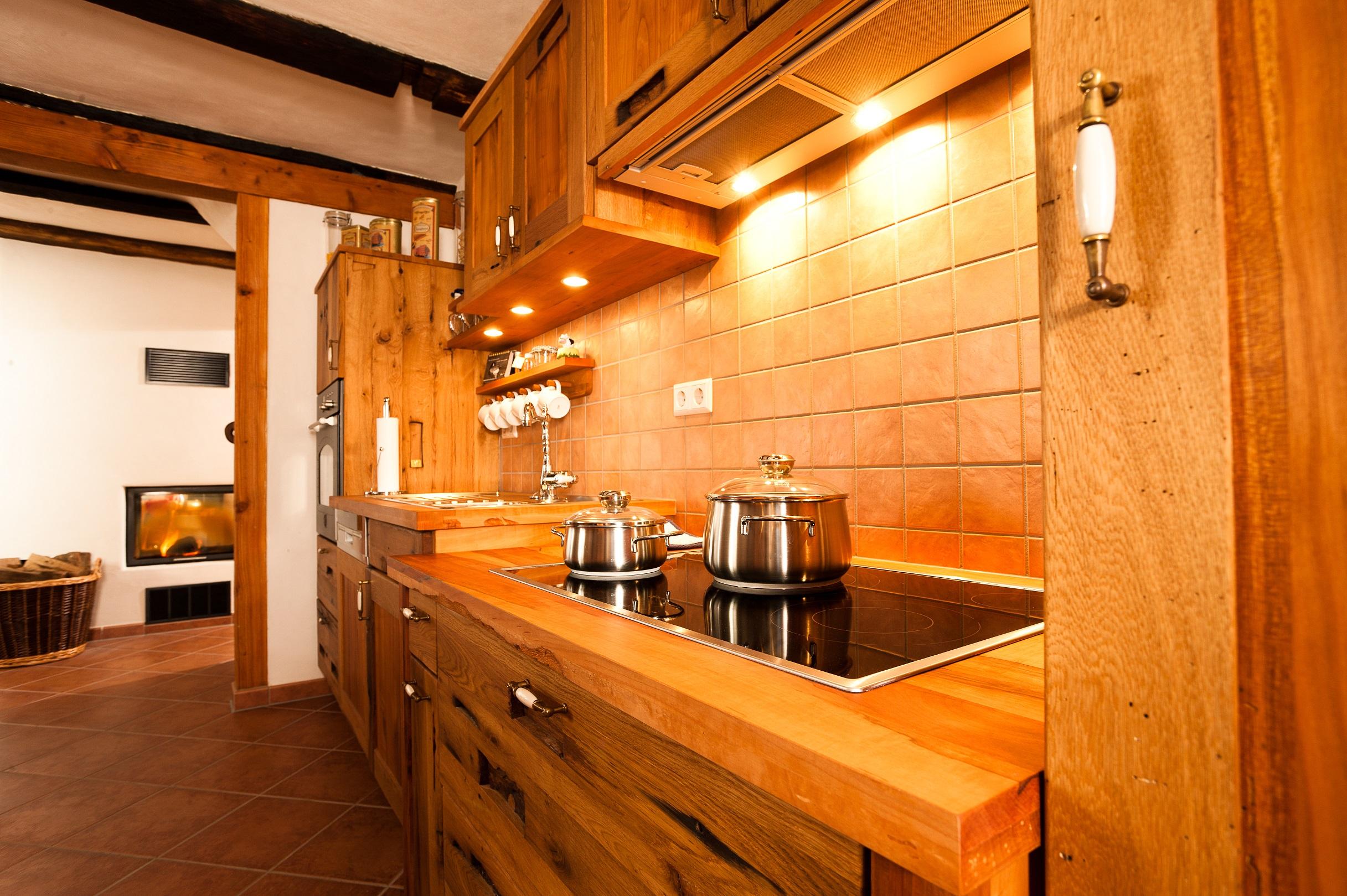 Pfister Küche mit Rundbogen